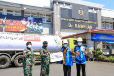 PPKM Level 4 Diperpanjang, PLN Sumbang 12 Ton Oksigen ke 2 RS Rujukan COVID-19 - JPNN.com Jatim