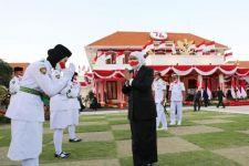 Upacara Perayaan HUT RI Ke-76 di Jatim Dilaksanakan dengan Prokes Ketat - JPNN.com Jatim