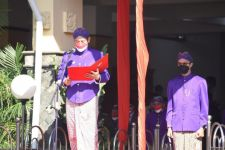 Peringati HUT ke-76 RI, Wali Kota Kediri Ajak Masyarakat Berintrospeksi Diri - JPNN.com Jatim
