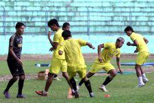 Persiapan Lawan Persija, Arema FC Gelar Latihan Tertutup - JPNN.com Jatim
