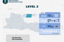2 Kabupaten Madura Masuk PPKM Level 2, Dokter Jibril Bilang ... - JPNN.com Jatim