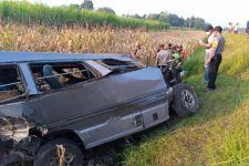 Kecelakaan di Pelintasan Tanpa Palang Pintu, 1 Orang Tewas, KA Telat 140 Menit - JPNN.com Jatim