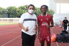 Wonderkid Madura United Ronaldo Kwateh Dipanggil Timnas U-18 - JPNN.com Jatim