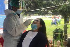 Warga yang Mau Swab Antigen di Bandara Juanda, Tak Perlu Turun dari Kendaraan - JPNN.com Jatim