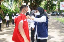 54 Sukarelawan Tenaga Medis di Banyuwangi Punya Tugas Mulia - JPNN.com Jatim
