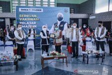 Gelaran PTM Terbatas di Jatim, Khofifah: Pembentukan Satgas Teman Sebaya itu Penting, Karena.. - JPNN.com Jatim