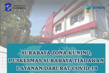 Layanan Darurat Covid-19 24 Jam di Puskesmas Surabaya Sudah Dihentikan, Karena.. - JPNN.com Jatim
