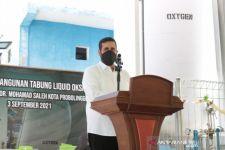 Akhirnya RSUD Kota Probolinggo Miliki Tangki Oksigen Likuid - JPNN.com Jatim