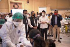 Dukung Pelaksanaan PTM, Gelaran Vaksinasi IKA Unair Prioritaskan Pelajar dan Mahasiswa - JPNN.com Jatim