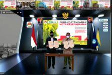Kemenhan Kerja Sama dengan Unair, Prabowo: Teknologi dan Sains Punya Peran Penting - JPNN.com Jatim