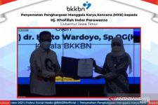 Dianugerahi MKK, Pemprov Jatim Sukses Tekan Angka Kelahiran dan Cegah Pernikahan Dini - JPNN.com Jatim