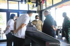 Kunjungi Industri Pertahanan Perkapalandi Banyuwangi, Prabowo Dibuat Kagum dengan Dua Kapal Perang ini - JPNN.com Jatim