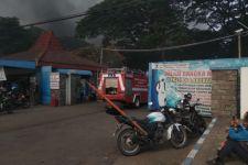 Gudang Pabrik Tekstil di Mojokerto Kebakaran, Hadi: Saya Kira Ban Meledak - JPNN.com Jatim
