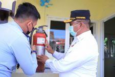 Perangkat Pemadam Kebakaran di Lapas Madiun Dipastikan Aman - JPNN.com Jatim