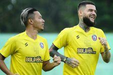 Diego Michiels akan Lengkapi Skuad Arema Menggempur Bhayangkara FC - JPNN.com Jatim