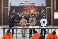 12 Hari Operasi, Polres Blitar Kota Gulung 11 Tersangka Pidana Narkoba - JPNN.com Jatim