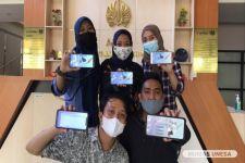 Wariskan Batik Nusantara, Mahasiswa Unesa Rancang Aplikasi E-Batik, Keren! - JPNN.com Jatim
