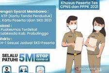 Peserta SKD CPNS di Probolinggo Bisa Tes Antigen Gratis, Simak Syaratnya! - JPNN.com Jatim