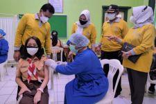 Vaksinasi Seluruh Siswa SMP di Madiun Rampung Minggu Depan - JPNN.com Jatim