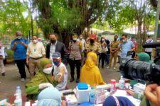 Vaksinasi Massal di Surabaya Bakal Digelar Pula di Objek Wisata - JPNN.com Jatim