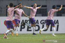 Bomber Persik Youssef Ezzejjari Berhasil Cetak Dua Gol, Tetapi Joko Susilo Tidak Puas - JPNN.com Jatim