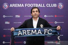 Kontra Persija, Arema FC Boyong 24 Pemain, Eduardo Almeida: Kami Siap Menang - JPNN.com Jatim