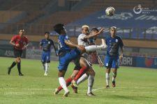 Madura United Dibekuk Persija Jakarta 2-3, Striker Melempem - JPNN.com Jatim