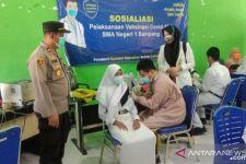 Jauh dari Target, Capaian Vaksinasi Sampang Masih di Bawah 15 Persen - JPNN.com Jatim