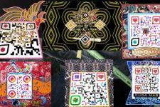 Rayakan Hari Batik, Mr D Ciptakan Kode QR Bermotif Batik - JPNN.com Jatim