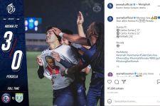 Seri Pertama Liga 1, Arema FC Peringkat Ke-6 Klasemen Sementara - JPNN.com Jatim