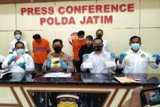 Polda Jatim Amankan 2,5 Kilo Sabu-Sabu dari 2 Pengedar Kakap - JPNN.com Jatim