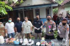 Produsen Sabu-sabu di Lumajang Diamankan Polisi, Mengaku Belajar Racik dari Youtube - JPNN.com Jatim
