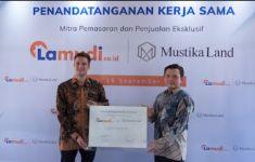 Mustika Land Menggandeng Lamudi untuk Memasarkan Perumahan Murah di Karawang - JPNN.com