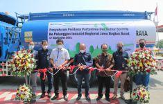 Perdana di Indonesia, Pertamina Salurkan BBM Dex 50 PPM - JPNN.com