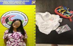 Mbak Resi Junita Pasrah saat Tisu di Genggaman Diperiksa Polisi, Oh Ternyata - JPNN.com