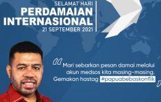 Filep: Ironi di Hari Perdamaian Internasional, Papua Masih jadi Ruang Militerisme - JPNN.com