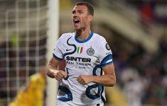Fiorentina vs Inter: Edin Dzeko Anggap Timnya Beruntung Bisa Menang - JPNN.com