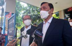 Dituding Mengkriminalisasi Haris Azhar & Fatia, Begini Reaksi Luhut - JPNN.com