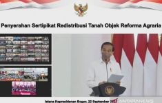 Presiden Jokowi Ingatkan Aparat Jangan Melindungi Mafia Tanah - JPNN.com