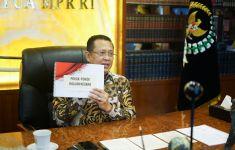 Bentuk Hukum Ideal PPHN: Tap MPR atau UU? Ini Jawaban Bamsoet - JPNN.com