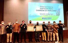 Zero Illegal Tapping Tercapai, SKK Migas-PHR Apresiasi Polda Riau dan Korem Wirabima - JPNN.com