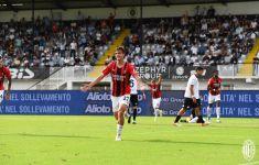 Daniel Maldini Dapat Pujian Stefano Pioli Usai Mencetak Satu Gol di Markas Spezia - JPNN.com