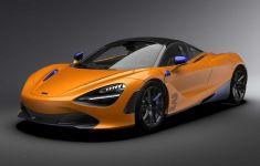 McLaren Merilis 720S Edisi Spesial untuk 3 Fan Daniel Ricciardo - JPNN.com