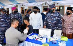 Jelang PTM, KSAL Dukung Vaksinasi di Ponpes - JPNN.com