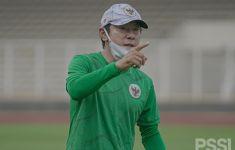 Timnas Indonesia U-23 Vs Tajikistan, Shin Tae Yong Berharap Pemain tak Cedera - JPNN.com
