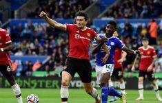 Fakta Mengerikan Laga Leicester vs Man Utd, Harry Maguire Mendapat Teror dari Fan - JPNN.com