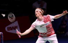 Gagal di Thomas Cup, Anders Antonsen Kirim Sinyal Bahaya di Denmark Open 2021 - JPNN.com