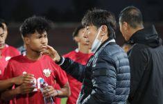Indonesia U-23 Kalah dari Australia, Shin Tae Yong Singgung Mental Pemain - JPNN.com