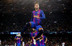 5 Poin Penting Kemenangan Barcelona vs Dynamo Kyiv, Pique Samai Rekor Roberto Carlos - JPNN.com
