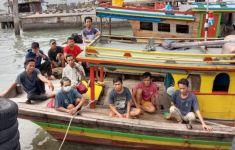 Hamdalah, 10 Nelayan Asal Deliserdang yang Ditahan di Malaysia Akhirnya Dipulangkan - JPNN.com